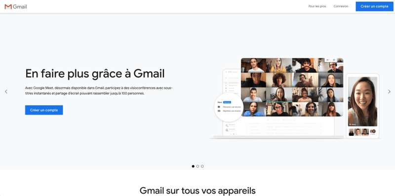 Preview Gmail