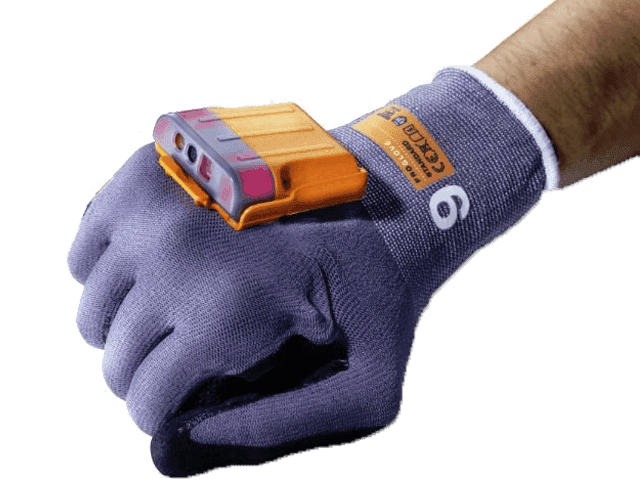 Connected glove